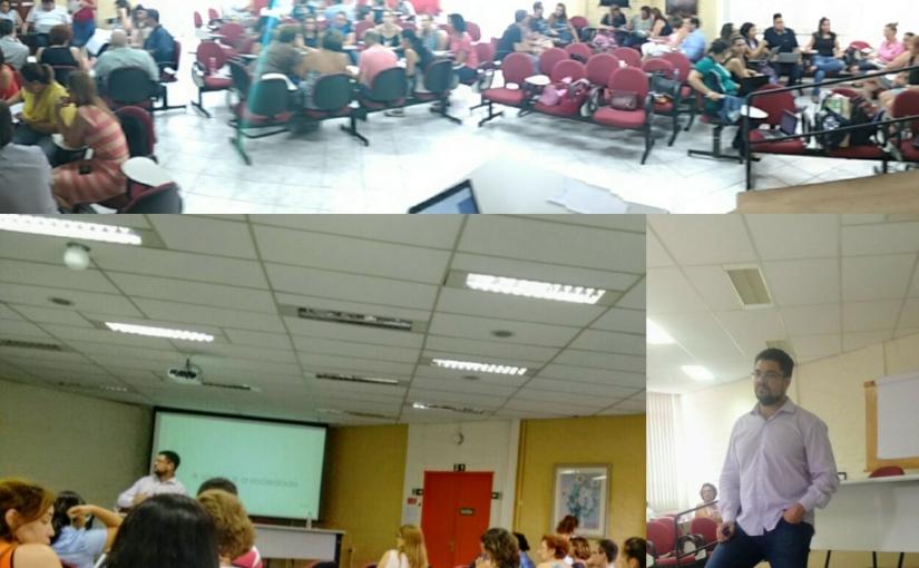 Gestão da educação e do trabalho no curso de especialização em DireitoSanitário