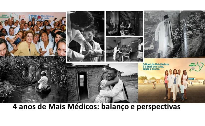 4 anos de Mais Médicos: balanço, resultados eameaças
