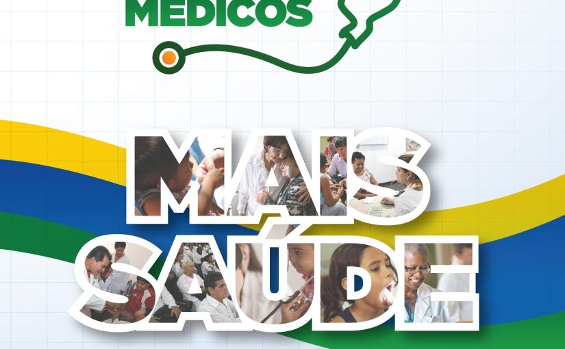 Livro de balanço dos resultados do Programa MaisMédicos