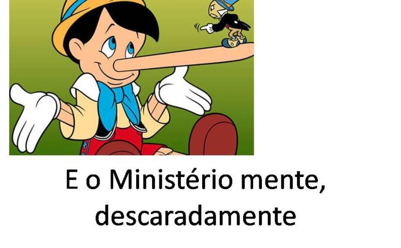 E o Ministério MenteDescaradamente
