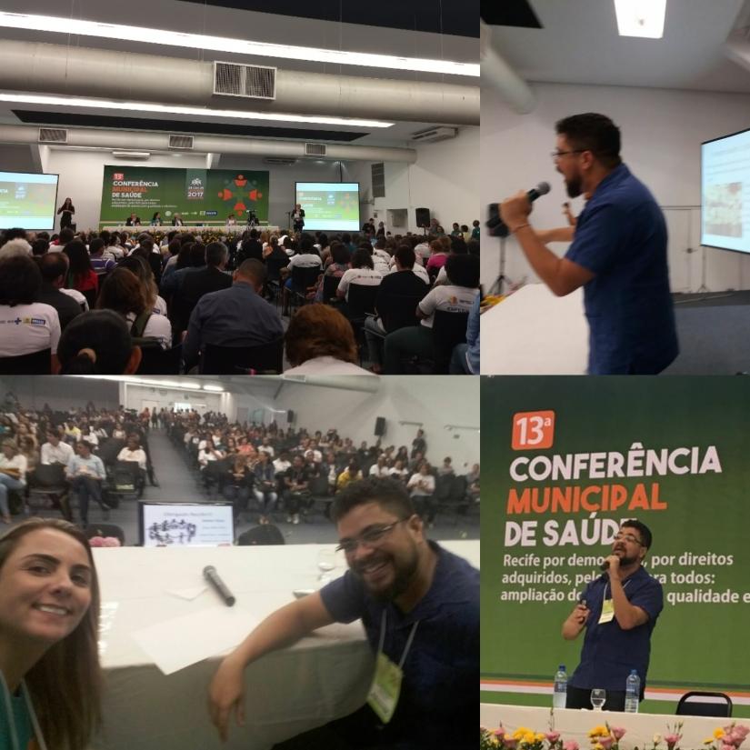 Conferência de Saúde de Recife grita fora Temer e tem posição forte contra PNAB e política de saúde mental doGoverno