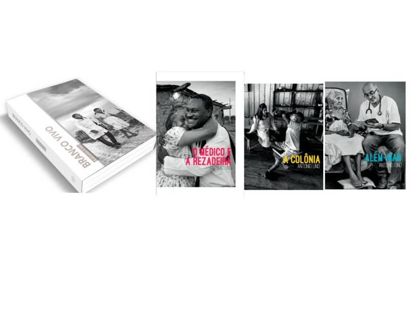 Branco Vivo: primorosa obra de Antônio Lino que coloca o Mais Médicos na melhorliteratura