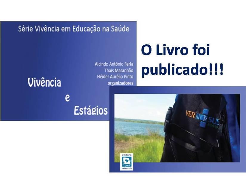 Publicado Livro com experiências e análises sobre o VER-SUS em todopaís
