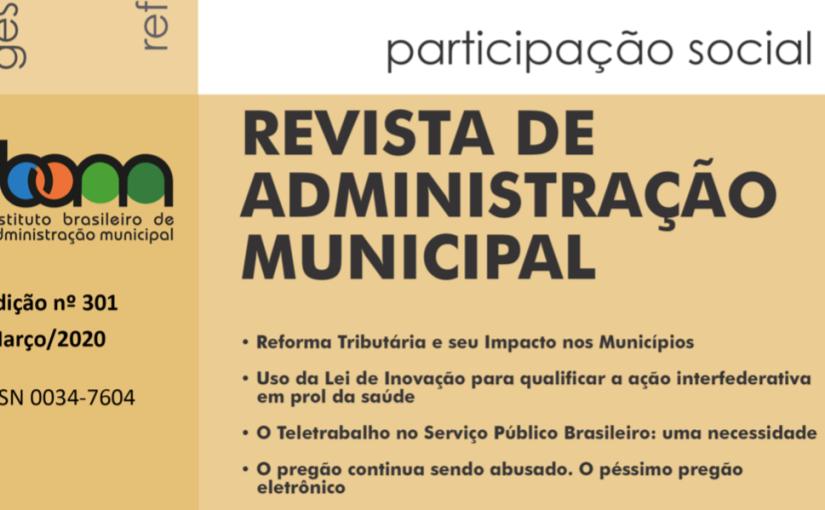 Uso da lei de inovação para qualificar a ação interfederativa em prol dasaúde